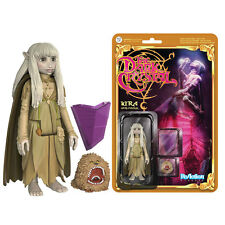 Funko Super 7 - The Dark Crystal ReAction Action Figure - KIRA with Fizzgig