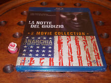 Anarchia - La Notte Del Giudizio Collection 2 Blu-Ray ..... Nuovo