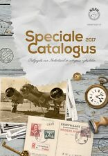 NVPH Speciale Catalogus Nederland 2017 stamp catalogue Netherlands Holanda