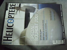 ?µ Revue Helicoptere Magazine n°16 Special Bourget 2007 BA 609 Tilt rotor