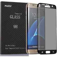Galaxy S7 Edge Privacy Screen protector,HYAIZLZ(TM)9H Hardness 3D Tempered Glass