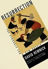 Resurrection: The Struggle for a New Russia, Remnick, David, Good Condition, Boo