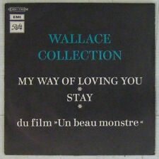Un beau monstre 45 tours Wallace Collection Sergio Gobbi Garvarentz 1970