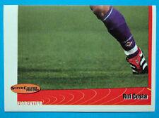 FIGURINA PANINI SUPERCALCIO 2000/2001 - N.261 - RUI COSTA 3/3 - FIORENTINA - new