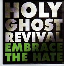 (AO863) Holy Ghost Revival, Embrace The Hate - DJ CD