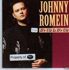 (530N) Johnny Romein, D'r Uit Is D'r Uit - 1995 CD