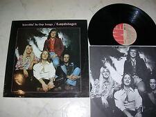 LANDSLAGET Travellin´In Our Songs *SWEDISH ROCK LP´74*