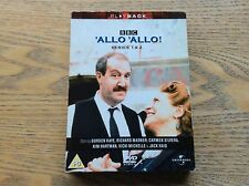 Allo Allo Series 1 And 2 DVD! Look At My Other DVDs!
