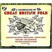 V/A: A CELEBRATION OF BRITISH FOLK 2013  2CD Fairport,Tir Na Nog,Albion Band etc
