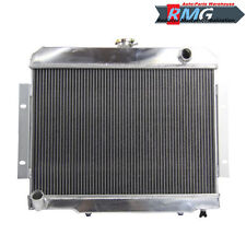 3 Row Aluminum Radiator Fit For 1972-1986 JEEP CJ Series CJ5/CJ6/CJ7 73 74 80 83