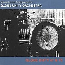 Globe Unity 67 & 70 by Globe Unity Orchestra (CD, Sep-2001, Unheard Music...