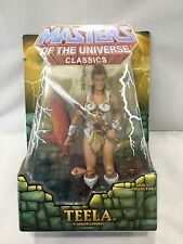 He-Man MOTU MOTUC Master Of The Universe Classics Battleground Teela NEW P4026