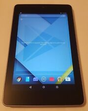 Google Nexus 7 Tablet (1st Generation) 32GB, Wi-Fi, 7in  Black Good Recorded P&P