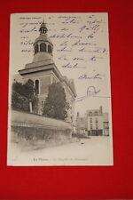 LE MANS LA CHAPELLE DU SEMINAIRE 1908 SARTHE PAYS DE LA LOIRE