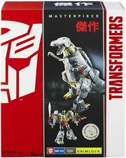 TRANSFORMERS MASTERPIECE GRIMLOCK DINOBOT LEADER FIGURE  MP-03