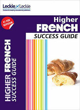 Success Guide - CfE Higher French Success Guide, Kirk, Robert, New Condition