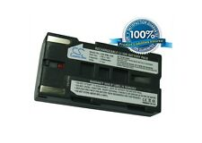 7.4V battery for Samsung VP-L530, VP-M50, VP-W90, VP-SCD55, VP-W80, VP-M51, SCW9