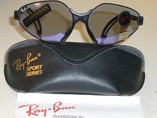 VINTAGE B&L RAY BAN W1735 SPORT SERIES1 A30 VIOLET/PURPLE CHROMAX SUNGLASSES NEW