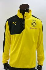2015-2016 Puma BVB Borussia Dortmund 09 Training Top Sweatshirt SIZE L (adults)