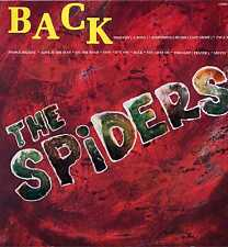 """SPIDERS """"BACK"""" 2nd PRESS MEXICO PSYCH MONSTER"""