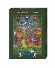 JIGSAW PUZZLE HY29284 - Heye Puzzles - Cartoon , 1000 Pc - Photo, Mordillo