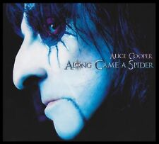 ALICE COOPER - ALONG CAME A SPIDER CD with BONUS Trax ~ SLASH ~ GOTH ROCK *NEW*