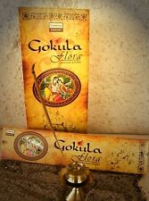 Darshan India Gokula Flora Incense Sticks - 14 Sticks - 20g - 45 Min Burn time