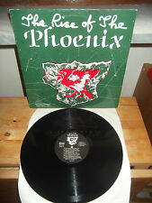 "VV.AA ""The Rise Of The Phoenix -Artists Against The Poll Tax"" LP OPTIMUM UK 1991"