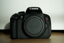 Cannon T5i - 3 lens, case, uv filters, extra battery bundle VERY GOOD CONDITION
