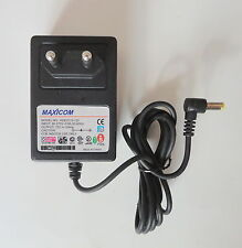 Power Adaptor 12 Volt 2 Amp Charger AC INPUT 90-270V DC 12V 2A DC L- PIN SMPS