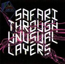 Lanoiraude - Safari Through Unusual Layers (CD) SEALED