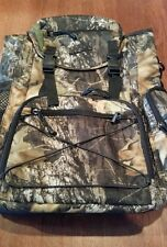 MOSSY OAK CAMO BACKPACK Breakup Wix Filters HUNTING HIKING FISHING Large NEW!
