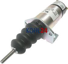 Stoppschalter Shutdown 12V 30A extern geschaltet 1502ES12C3U1B2S1