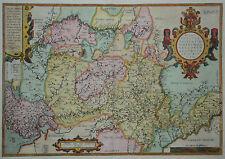 Westphaliae Totius - Abraham Ortelius - Westfalen - Original 1584