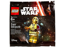 LEGO STAR WARS 5002948 RED ARM C-3PO THE FORCE AWAKENS BRAND NEW SEALED POLYBAG