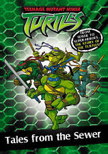 Teenage Mutant Ninja Turtles - Tales from the Sewer: Chapter Book 1: Chapter Boo