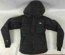 The North Face Women's Summit L6 Jacket Asphalt Grey/TNF Black Print Size XS