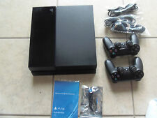 PlayStation 4 500GB Console with 2 Controllers Free Shipping
