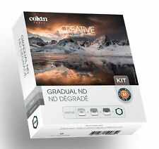 Cokin Creative Gradual ND+ Kit (H3H0-25) Holdel+P121L+P121M+P121S filters
