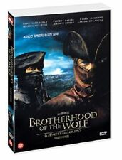 Brotherhood of the Wolf (2001) Christophe Gans 2-Disc DVD *NEW