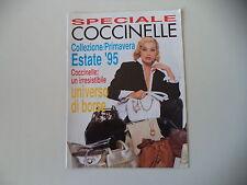 - CATALOGO DEPLIANT BROCHURE COCCINELLE PRIMAVERA/ESTATE 1995