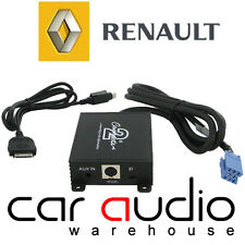 Connects2 CTARNIPOD003.3 Renault Laguna 00-08 Car iPod iPhone Interface Adaptor