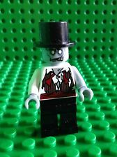 Lego Monster Fighters Zombie Groom Minifig Minifigure 9465