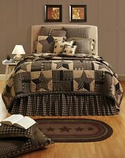 Bingham Star Twin Quilt by VHC Brands - Country Primitive Bedding