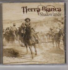 (EV229) Tierra Bianca, Shadowlands - 2013 sealed CD