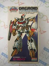 Orguss 1/144 Scale Orguss Orgroid Form Model Kit Macross Robotech Japan ARII