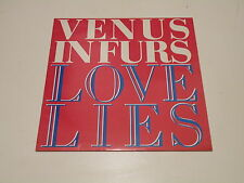 "VENUS IN FURS - LOVE LIVES - 12"" BACK RECORDS 1986 MADE IN UK - VG++/VG++ 45RPM"