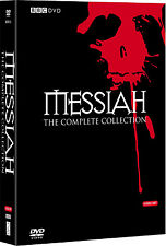 Messiah . The Complete Collection .  Series 1 2 3 4 5 . Messias . 5 DVD . NEU
