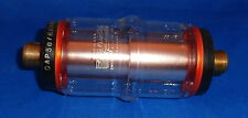 "50pF capacitor Vacuum Glass Fixed Capacitor 35 kV cap 6.5""x2.5"""