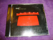 INTERPOL cd TURN ON THE BRIGHT LIGHTS free US shipping